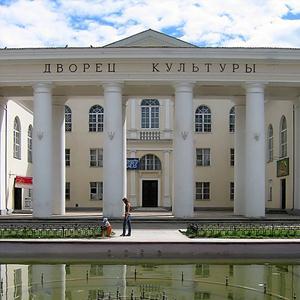 Дворцы и дома культуры Сухиничей