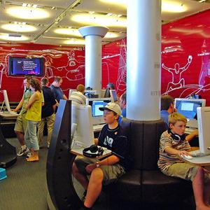 Интернет-кафе Сухиничей