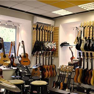 Музыкальные магазины Сухиничей