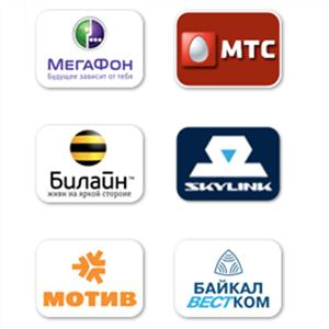 Операторы сотовой связи Сухиничей