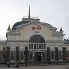 Железнодорожные вокзалы в Сухиничах