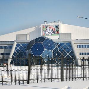 Спортивные комплексы Сухиничей