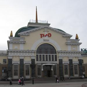 Железнодорожные вокзалы Сухиничей